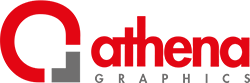 Logo van Athena Graphics